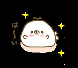 Seals Marshmallow sticker #7687383