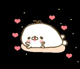 Seals Marshmallow sticker #7687390