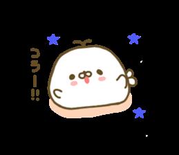 Seals Marshmallow sticker #7687393
