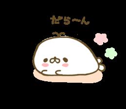 Seals Marshmallow sticker #7687394