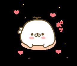 Seals Marshmallow sticker #7687395