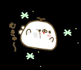 Seals Marshmallow sticker #7687397