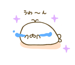 Seals Marshmallow sticker #7687398