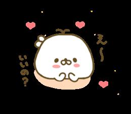 Seals Marshmallow sticker #7687400