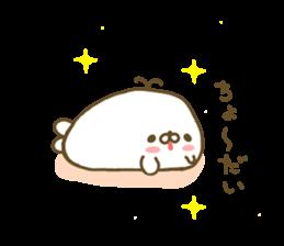 Seals Marshmallow sticker #7687402