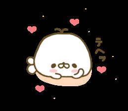 Seals Marshmallow sticker #7687405