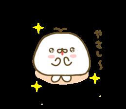 Seals Marshmallow sticker #7687406