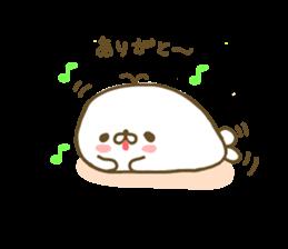 Seals Marshmallow sticker #7687410