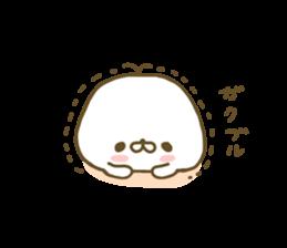 Seals Marshmallow sticker #7687411