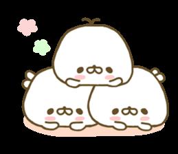Seals Marshmallow sticker #7687412