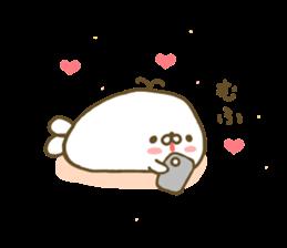 Seals Marshmallow sticker #7687413