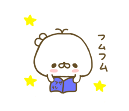 Seals Marshmallow sticker #7687414