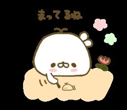 Seals Marshmallow sticker #7687415