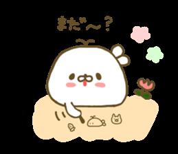 Seals Marshmallow sticker #7687416