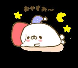 Seals Marshmallow sticker #7687417