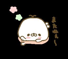 Seals Marshmallow sticker #7687419