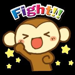 Cute Monkey(Daily life)