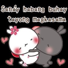 Sakura the rabbit for lovers tagalog