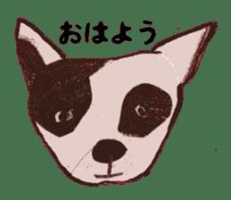 Karushi Masuda Sticker 4 sticker #7706886