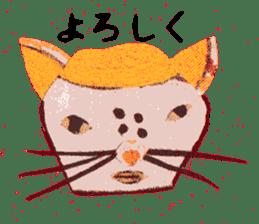 Karushi Masuda Sticker 4 sticker #7706895