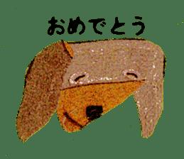 Karushi Masuda Sticker 4 sticker #7706903