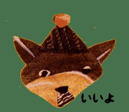 Karushi Masuda Sticker 4 sticker #7706919