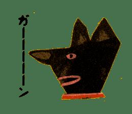 Karushi Masuda Sticker 4 sticker #7706920