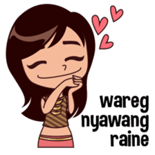 Suzy Jowo sticker #7708369