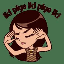 Suzy Jowo sticker #7708370
