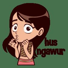 Suzy Jowo sticker #7708374