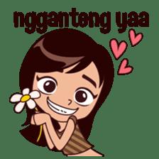 Suzy Jowo sticker #7708380