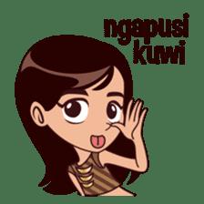 Suzy Jowo sticker #7708387