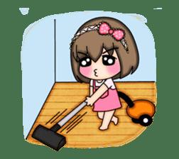 Mimi (English) sticker #7719470