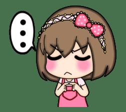 Mimi (English) sticker #7719472