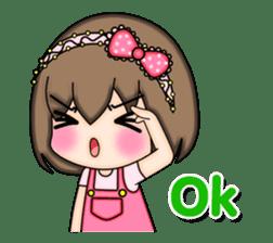 Mimi (English) sticker #7719473