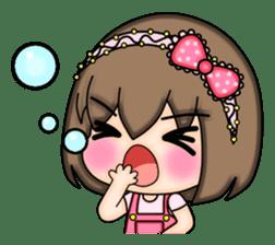 Mimi (English) sticker #7719474