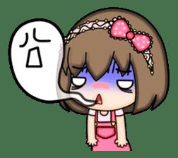 Mimi (English) sticker #7719475