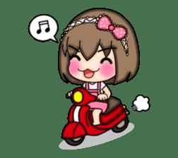 Mimi (English) sticker #7719476