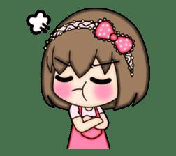 Mimi (English) sticker #7719477