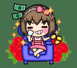 Mimi (English) sticker #7719478