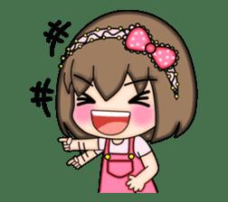Mimi (English) sticker #7719482