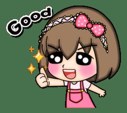 Mimi (English) sticker #7719483