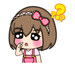 Mimi (English) sticker #7719484