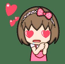Mimi (English) sticker #7719485