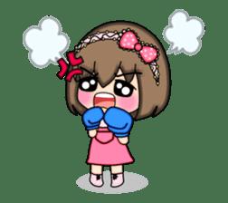 Mimi (English) sticker #7719486