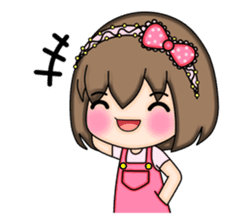 Mimi (English) sticker #7719487