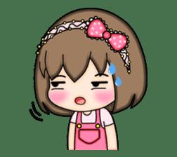 Mimi (English) sticker #7719489