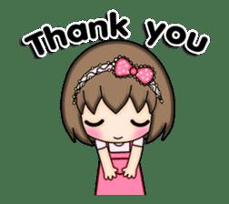 Mimi (English) sticker #7719491