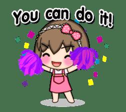 Mimi (English) sticker #7719493