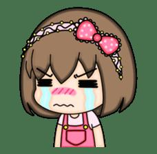 Mimi (English) sticker #7719495
